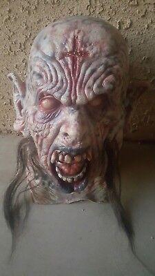 Special Effects Halloween Masks ( SpFx Special Effects Zombie Monster Nosforateu  Mask Halloween)