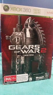GEARS OF WAR 2 LIMITED EDITION Belmont Belmont Area Preview