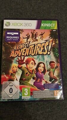 Xbox 360 Kinect Adventures for sale  Shipping to Nigeria