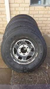4x4 All-Terrain Rims and Tyres to suit Holden Rodeo Waikiki Rockingham Area Preview