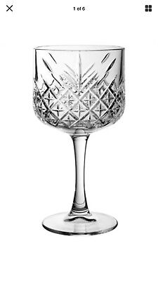 Timeless Vintage Gin Cocktail Glasses 19.25oz (55cl) 2 for £13.95 Mothers Day