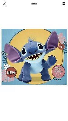BNWT Build A Bear Disney Lilo & Stitch - Stitch with Sounds