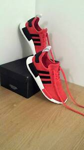 Like new Adidas Originals NMD_R1 red core black US 9 Mount Lawley Stirling Area Preview