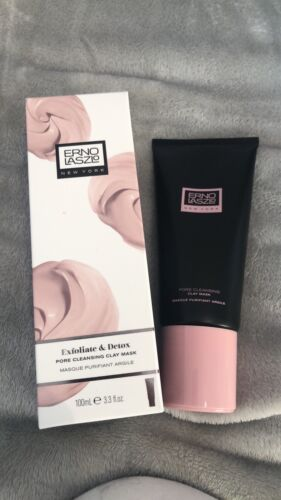 Erno Laszlo Exfoliate And Detox New Pore Cleansing Clay Mask 100ml RRP £45