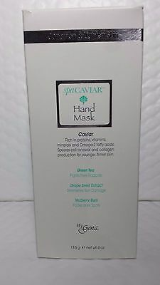 HAND MASK SPA CAVIAR BY GENA NET WT 4 OZ CONDITION & LIGHTEN SKIN 4 Ounce Skin Condition