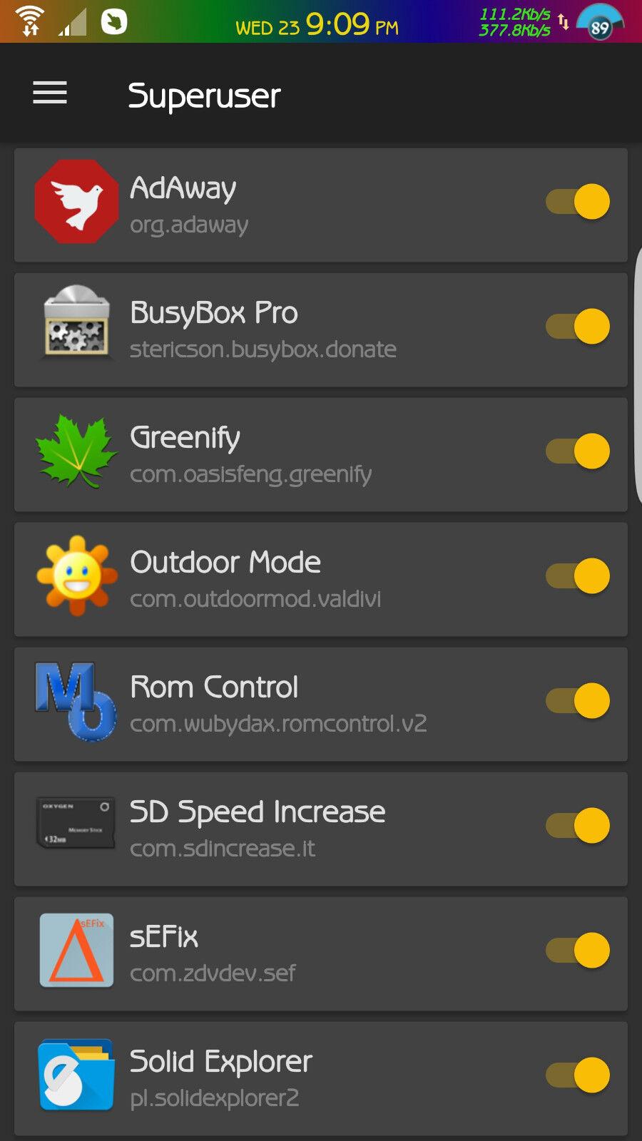 Rootedcustom Build Samsung Galaxy Note 4 32gb Sm N910t Gsm