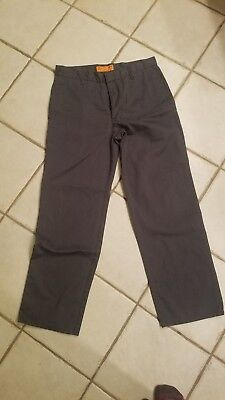 Urban Outfitters vintage bdg men's Grey pants size 34 31 inseam