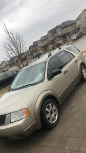 Ford Freestyle 2005 AWD 7 seats good conditions