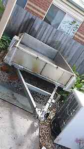 Stainless steel trailer Spotswood Hobsons Bay Area Preview