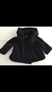 Baby Gap quilted Spring or Fall jacket coat.  3-6 months.