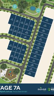 Lot for sale in Thornhill Park