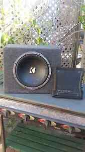 Kicker speakers Broadmeadow Newcastle Area Preview