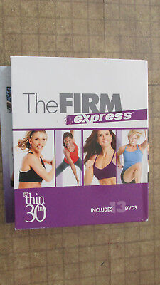 The Firm Express Get Thin in 30 replacement discs 1-13 free