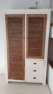 Wardrobe / cupboard - provincial, Hamptons style Mornington Mornington Peninsula Preview