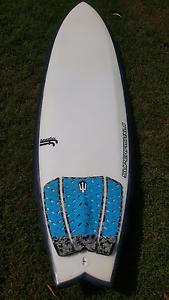 "7s Superfish II Surfboard. 6'8"" x 21 x 2 3/4. 44.2 litres Peregian Beach Noosa Area Preview"