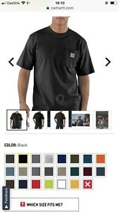 Men's Carhartt T-shirts