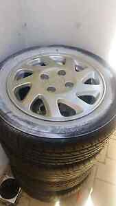 Rims and tyres Landsdale Wanneroo Area Preview