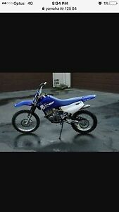 Yamaha ttr 125 looking for parts Maryland Newcastle Area Preview
