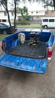 High Pressure Cleaning Trailer Southport Gold Coast City Preview