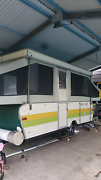 1980 Jayco wind camper trailer Flinders View Ipswich City Preview