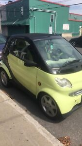 Smart fortwo 2005 turbo diesel
