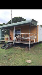 Removable granny flat! 1 bedroom, bathroom, kitchen and large verandah Kingsholme Gold Coast North Preview