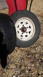 Landrover stud pattern wheels x 3 The Hills District Preview