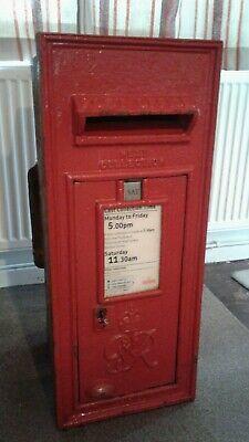 Royal mail post box original