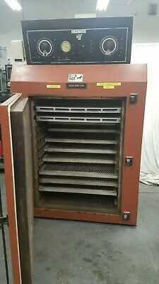Blue M Oven With Racks Max 400 F Circulating Heat Drying Curing Great Condition
