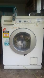 Free Fisher and Paykel Front Loading Washing Machine