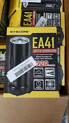 Nitecore EA41 1020 Lumen Compact LED Flashlight Searchlight - Best Price on (Best Waterproof Led Flashlight)