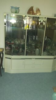 Display cabinet as new glass front Camp Hill Brisbane South East Preview