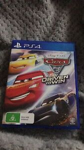 Cars 3 video game Hallam Casey Area Preview