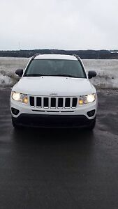 Jeep compass 2011 North  automatique 2WD nego