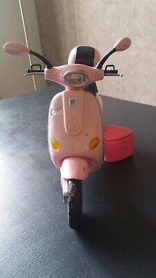 Scooter vespa barbie