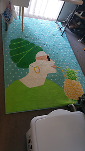 Ikea rug in very good conditions Joondalup Joondalup Area Preview