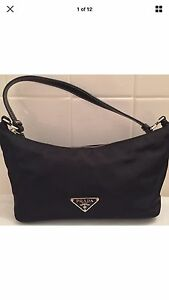 Prada Authentic Hobo Purse