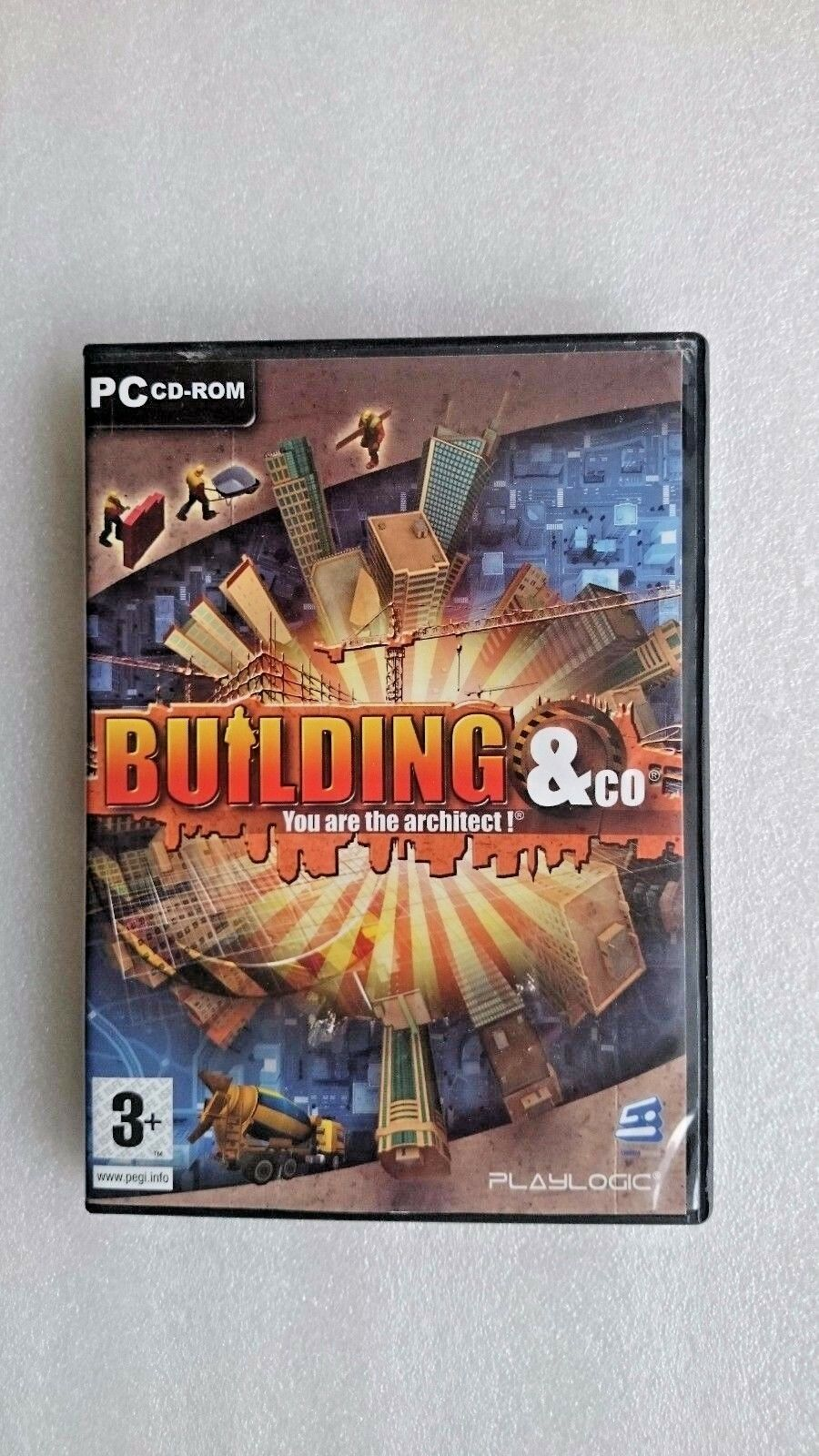 Building & Co You are the Architect! (PC: Windows, 2008)