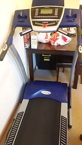 Threadmill and cross trainer . Pickup only Modbury Tea Tree Gully Area Preview