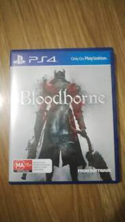 Bloodborne for PS4 Sunnybank Brisbane South West Preview
