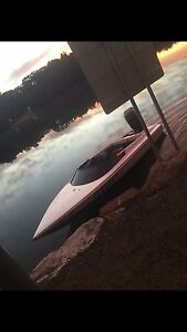 1650 bullet speed boat *******price drop ******* Caringbah Sutherland Area Preview