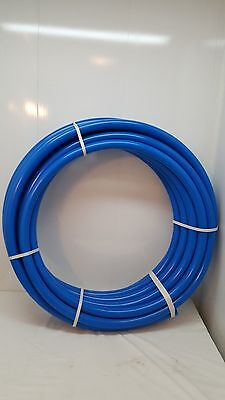 100 1 14 Non-oxygen Barrier Blue Pex Tubing For Heating And Plumbing
