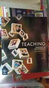 Teaching Making a Difference Education Textbook Tugun Gold Coast South Preview