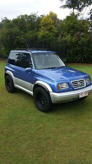 1997 Suzuki Vitara 4x4 Morayfield Caboolture Area Preview