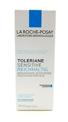 ROCHE POSAY Toleriane sensitive riche reichhaltige Creme 40ml PZN 15293775