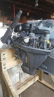 2006 F9.9HP Yamaha F9.9MSH2 YAMAHA  Outboard & Pull Start w/handle NO Lower Unit