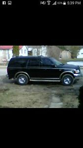 2000 expedition for parts