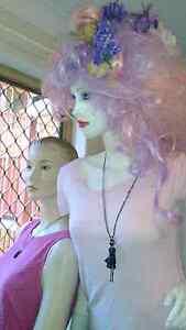 Wanted shop mannequins South Fremantle Fremantle Area Preview
