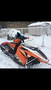 Xf high country 8000 snow pro 2016 141x2.25