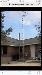 Looking for a tv antenna tower